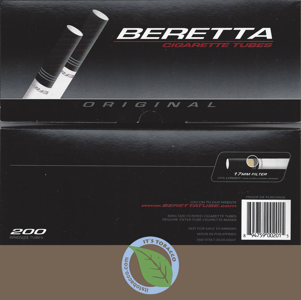 Beretta 84MM Original Full Flavor (King Size)